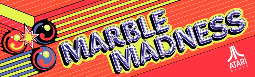 Marble Madness (1984)