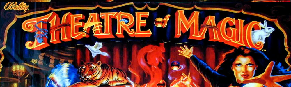 Theatre of Magic (1995)