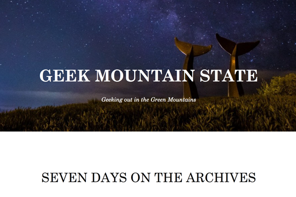 1 - 6 - 2015    ||    Geek Mountain State