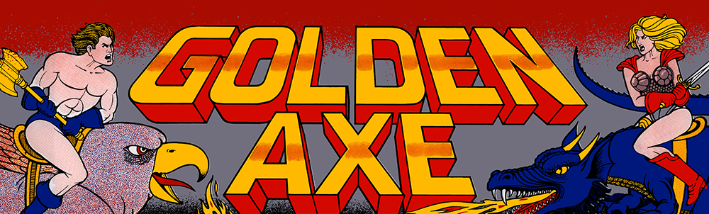 Golden Axe (1989)