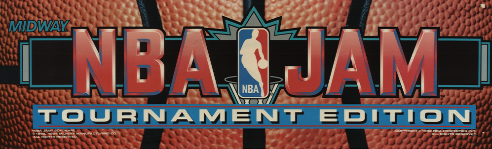 NBA Jam - Tournament Edition (1995)