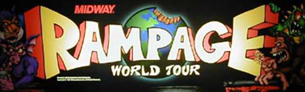 Rampage World Tour (1997)
