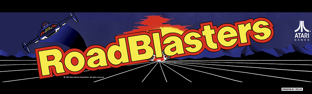 RoadBlaster (1987)