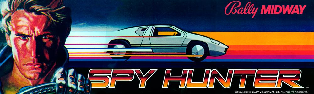 Spy Hunter (1983)