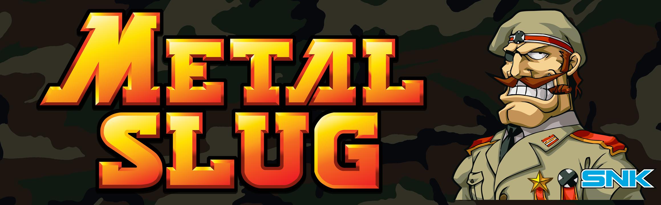 Metal Slug (1996)