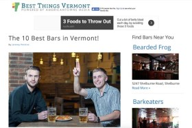 5-20-17    ||    Best Things Vermont