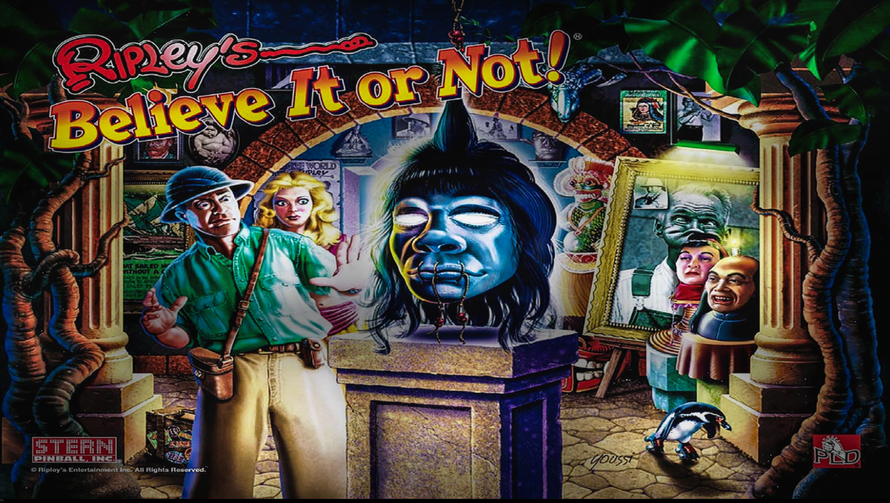 Ripley's Believe It or Not (2004)